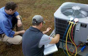 Refrigerant Testing to reduce energy bill